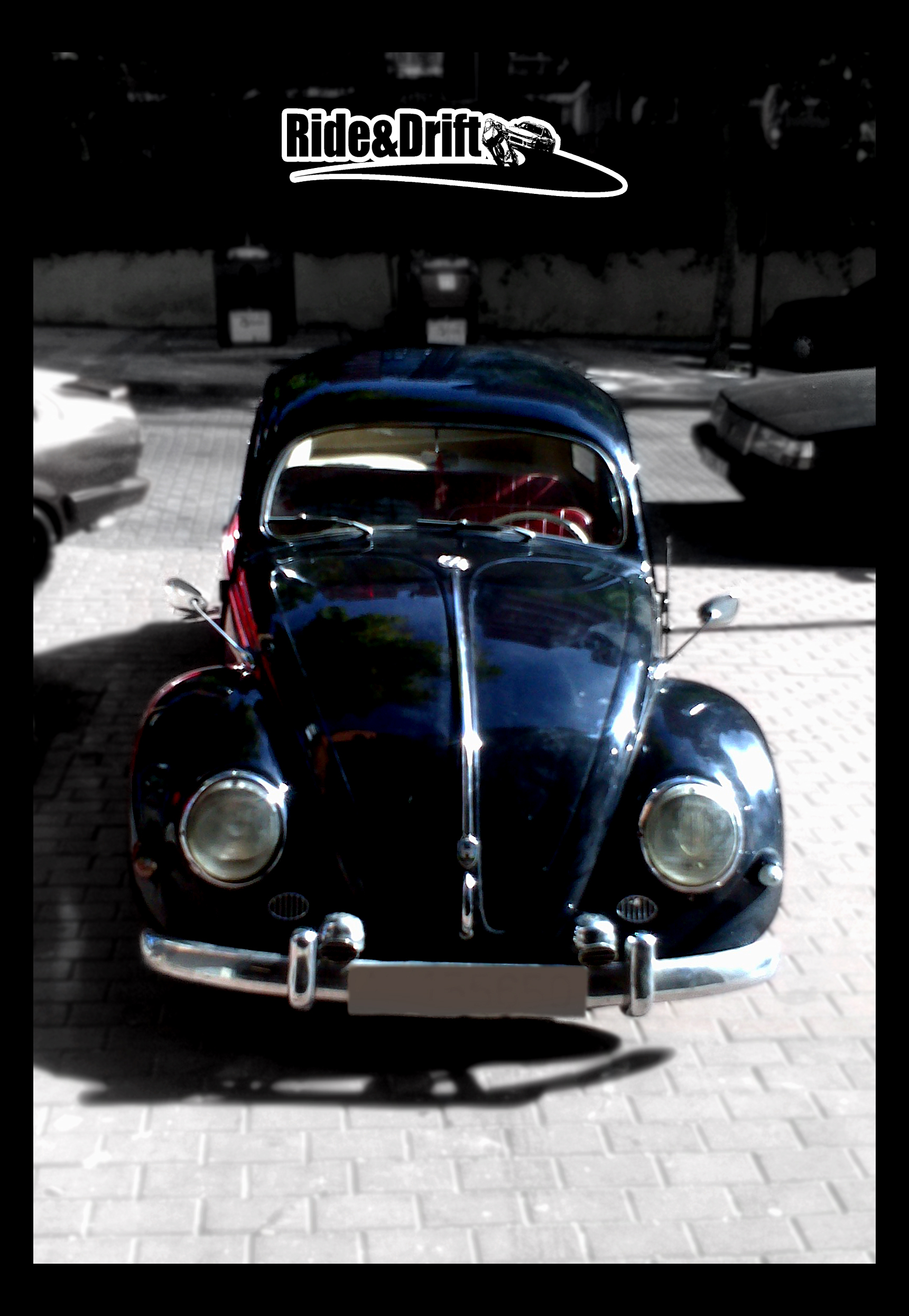 VolkswagenBettle1956